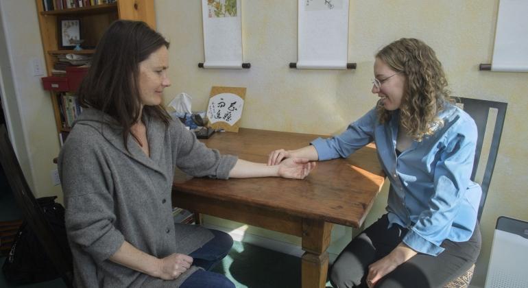 Johanna's Acupuncture Consultation